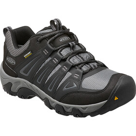 Keen Oakridge WP Shoes Herr magnet/gargoyle